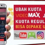 Kuota Videomax Jadi Kuota Reguler