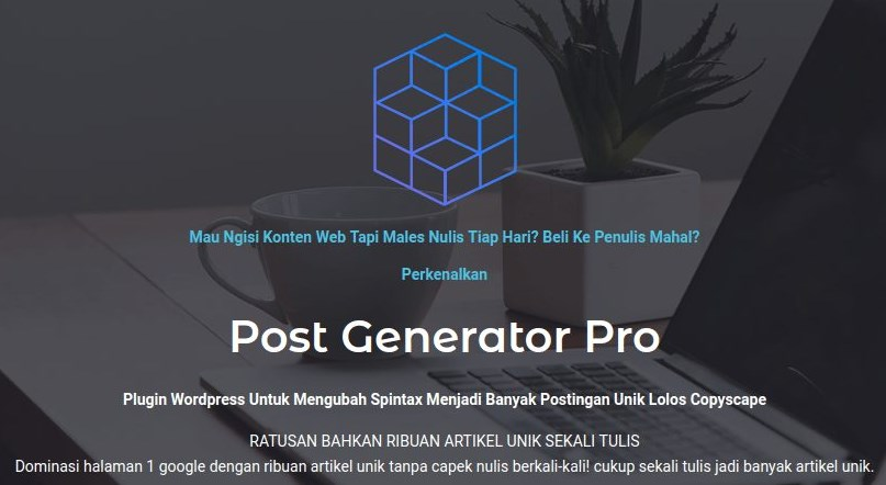Keunggulan Plugin Post Generator Pro