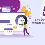 Maksimalkan Kecepatan Website