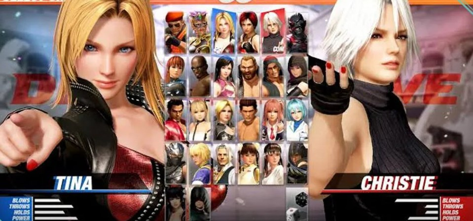 Game Dead or Alive 6