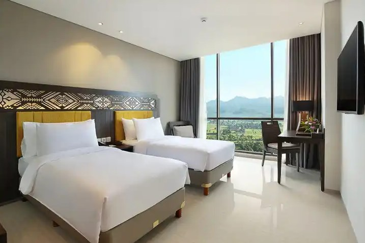 Fasilitas Kamar di Hotel Lombok Astoria