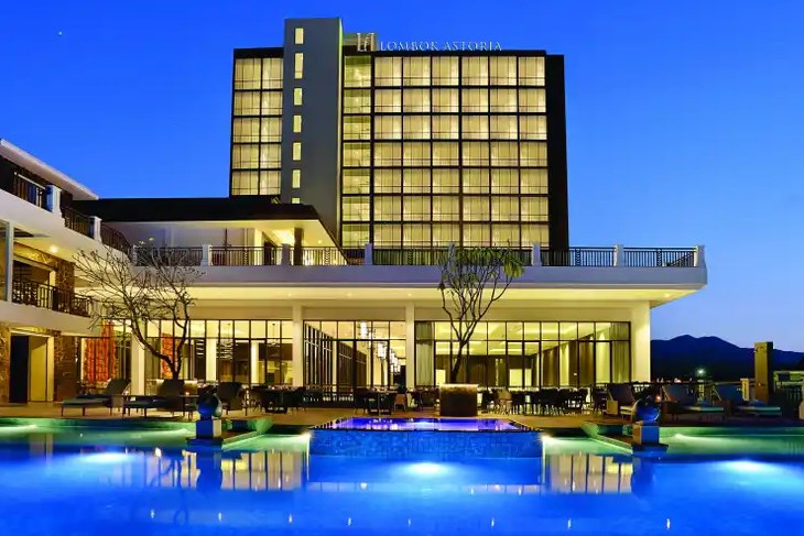 Nginep Mana Lagi di Lombok, kalau bukan di Hotel Lombok Astoria, karena Bisa Jadi Cerita untuk anak-anakmu