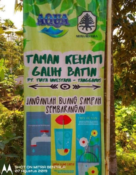 Taman Kehati Galih Batin Tanggamus