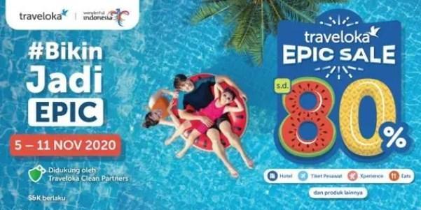 Tips Traveling Bersama Keluarga Saat Pandemi Covid-19 Nikmati Layanan Epic Sale Traveloka