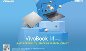 Intel Core 10th Gen - ASUS VivoBook 14 A416 - Easy Portability, Effortless Productivity