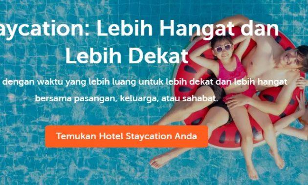 Tips Memilih Hotel untuk Staycation di Masa Pandemi Covid-19