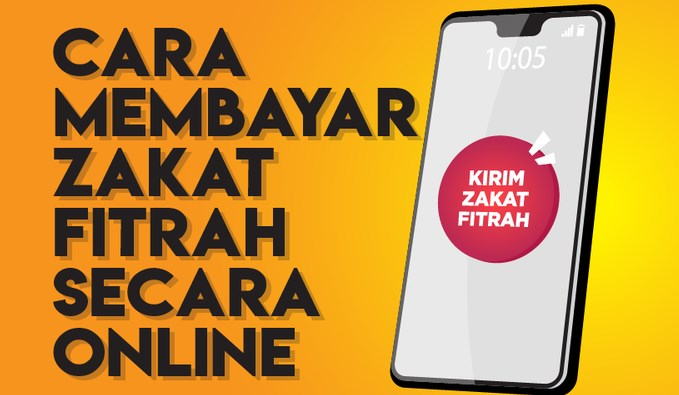 Inilah 3 Platform Untuk Bayar Zakat Fitrah Online 2021