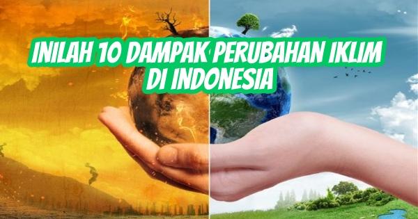 Perubahan Iklim di Indonesia