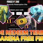 Kode Redeem FF Agustus