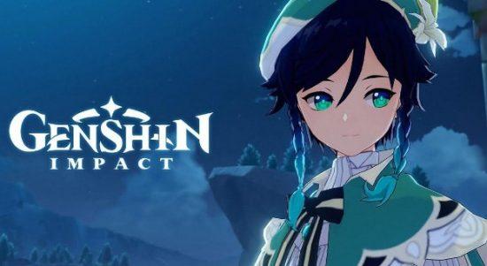 Kode Redeem Genshin Impact